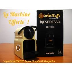 Machine INISSIA M105 Crème