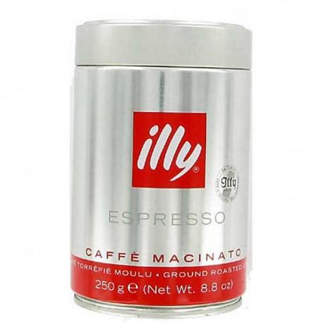 Café Moulu Illy