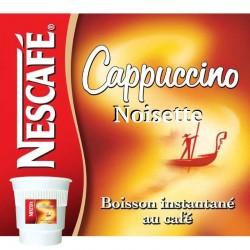 Cappuccino Noisette Gobelets Pré-Dosés PREMIUM