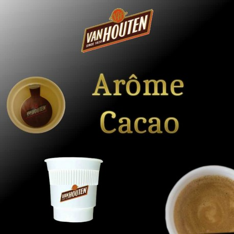 Chocolat Arome Cacao Van Houten Premium