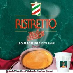 Nescafé Ristretto Sucré Goût Italien Premium