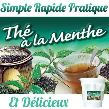 Thé Menthe Gobelet Pré-Dosé Premium