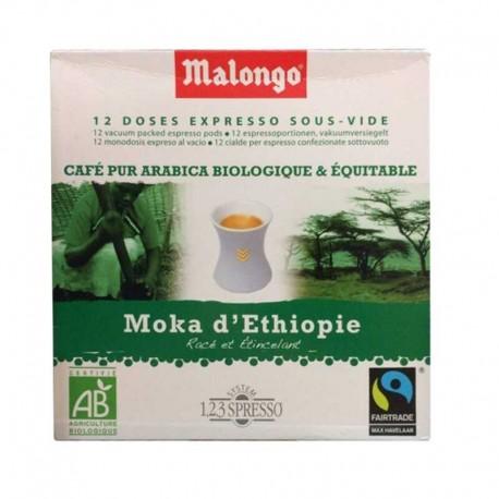 moka d thiopie 1 2 3 spresso malongo selectcaffe. Black Bedroom Furniture Sets. Home Design Ideas
