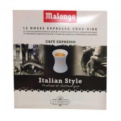 Malongo Italian Style 1,2,3 SPRESSO