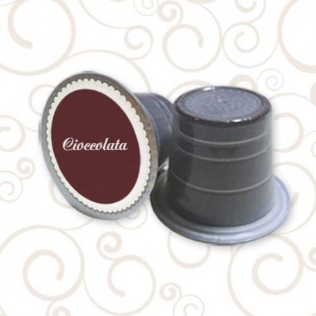 nespresso compatible chocolat chaud cacao 100 van houten. Black Bedroom Furniture Sets. Home Design Ideas