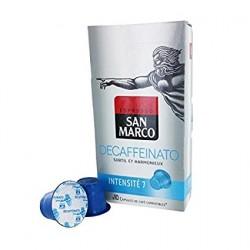 Expresso Décaféiné San Marco Compatible Nespresso