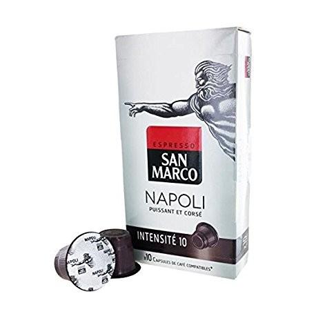 Expresso San Marco Napoli Compatible Nespresso