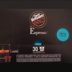 Expresso Vergnano Decaffeinato Compatible Nespresso