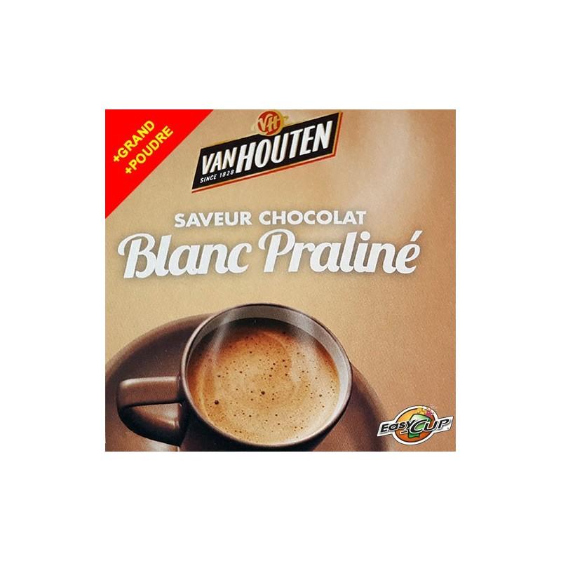 chocolat blanc pralin instantan gobelets pr dos s selectcaff. Black Bedroom Furniture Sets. Home Design Ideas