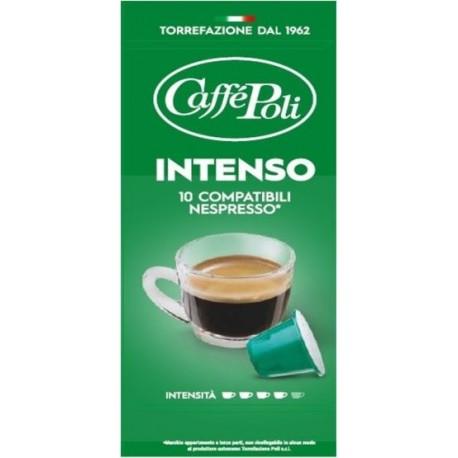 """""""Intenso"""" Intense Capsules Compatibles Nespresso®"""