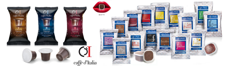 Caffè d'Italia La référence du Café italien !
