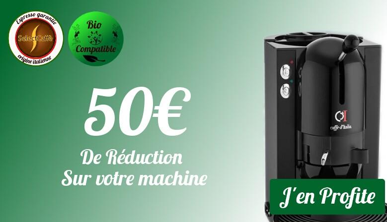 SelectCaffe Passe au Bio, Offre exceptionnelle !