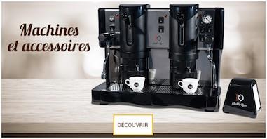 Machine à Café Italienne Pour un Espresso Italien réussi !